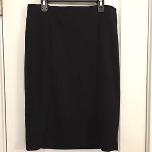 ELLE black pencil skirt